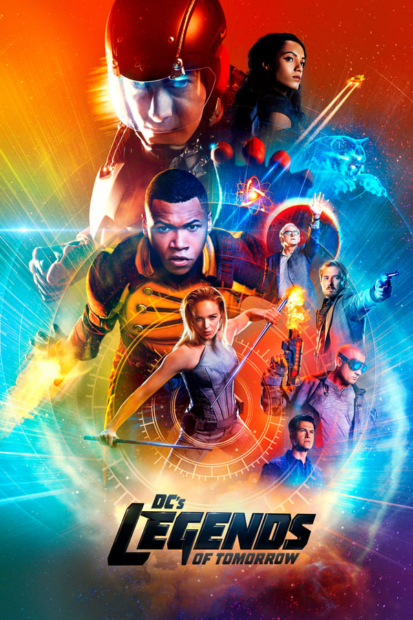 DC's Legends of Tomorrow Saison 5