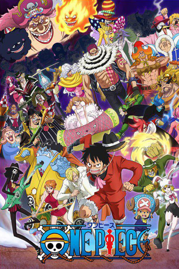 One Piece Part 1 Episode 900