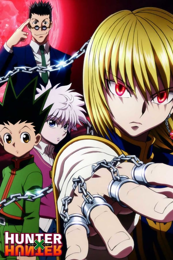 Hunter x Hunter 2011 Episode 148