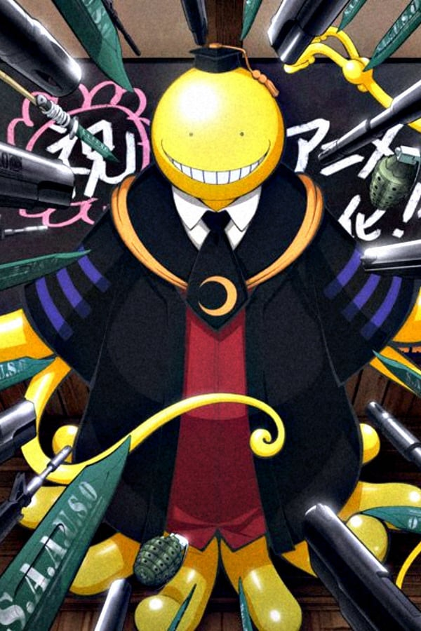 Assassination Classroom Saison 1