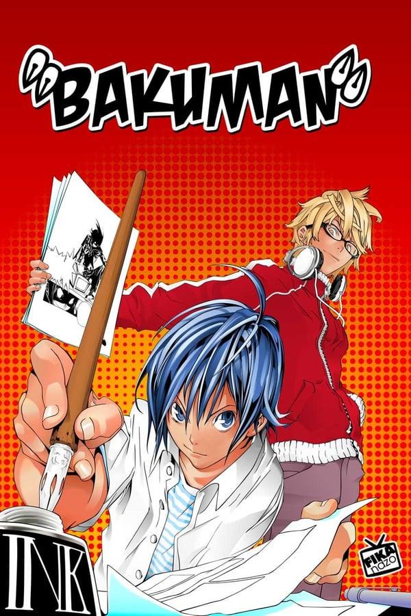 Bakuman Saison 1
