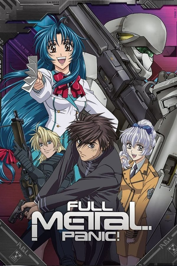 Full Metal Panic! Saison 4
