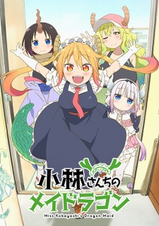 Miss Kobayashi's Dragon Maid VF