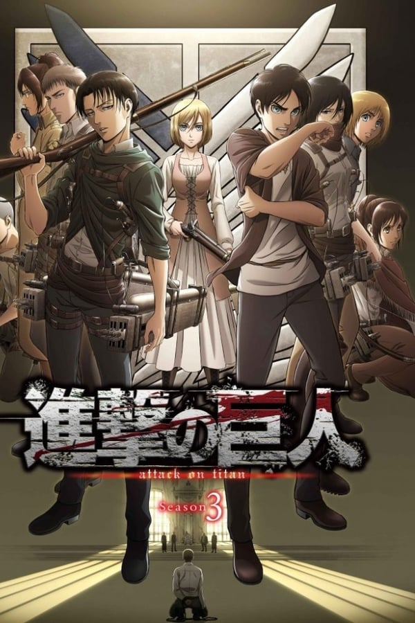 Attack on Titan Saison 2
