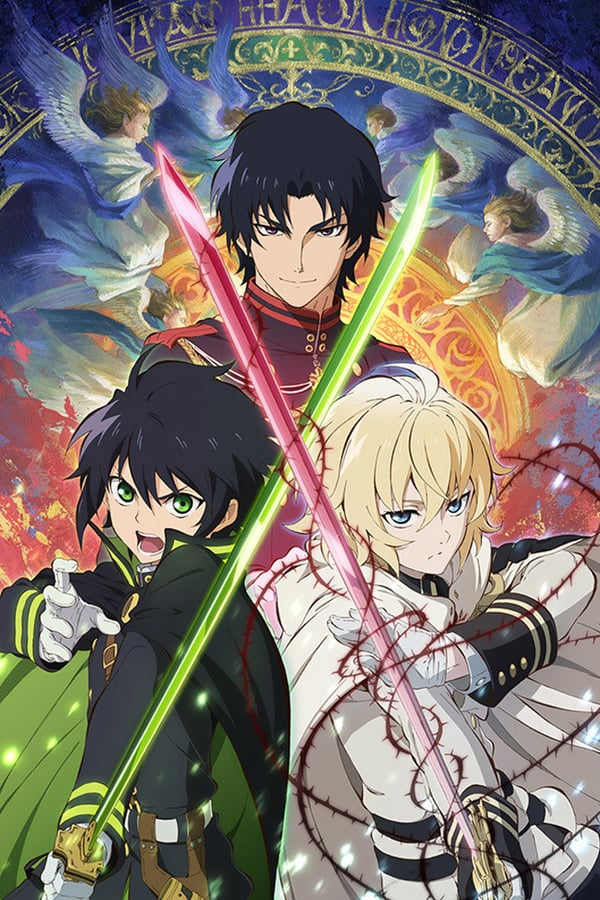 Seraph of the End Saison 2