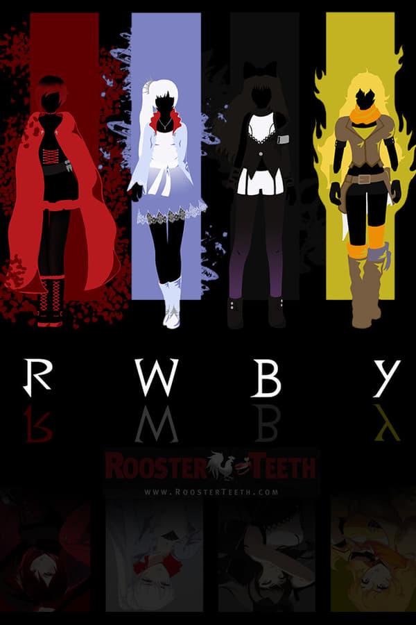 RWBY Saison 4