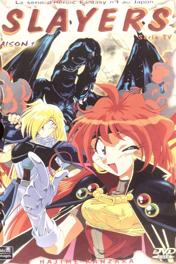 Slayers Saison 2