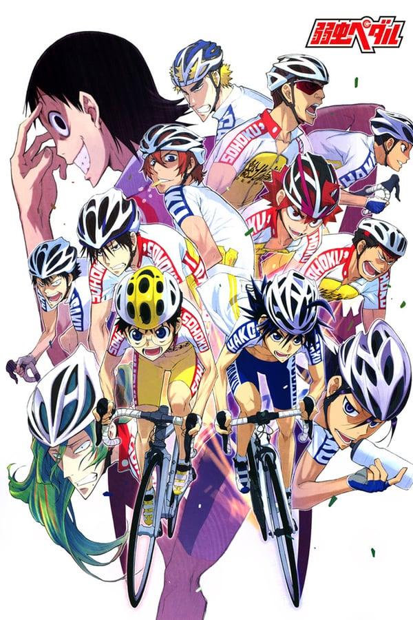 Yowamushi Pedal Saison 1