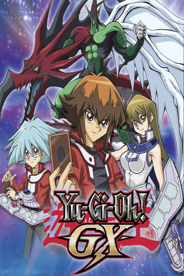 Yu-Gi-Oh! GX Episode 180