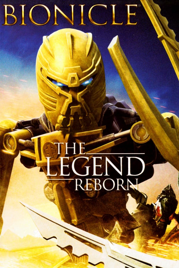 Bionicle 4: La Légende Renaît (2009)