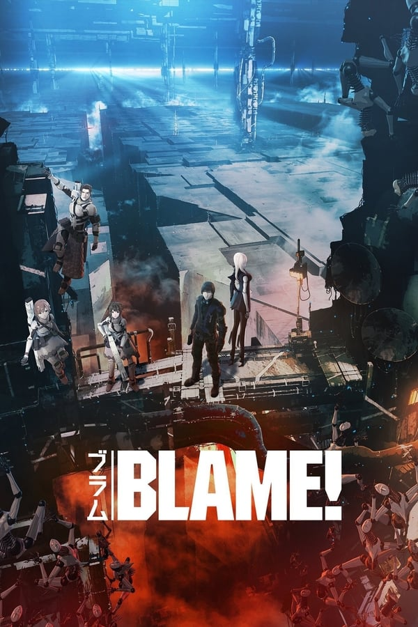 Blame! (2017) VF