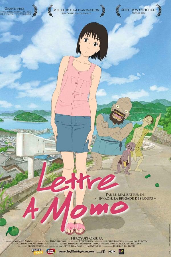 Lettre à Momo (2012)