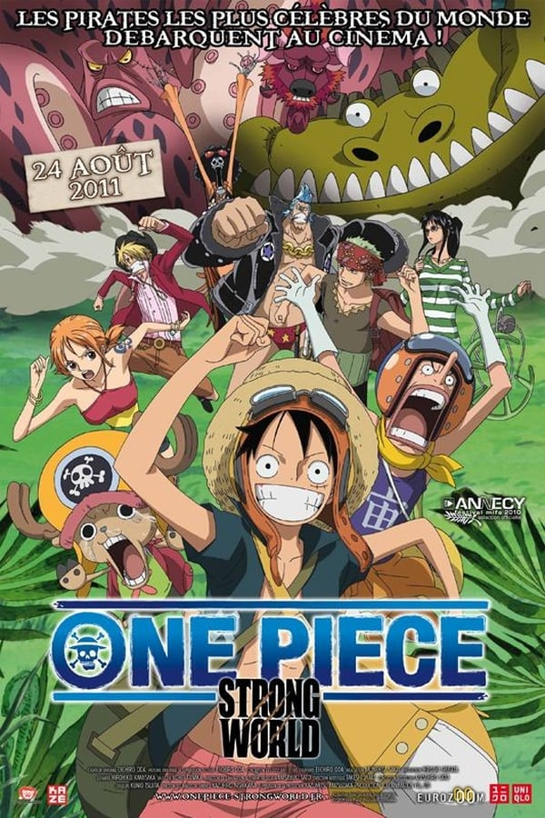 One Piece : Strong World (2009)