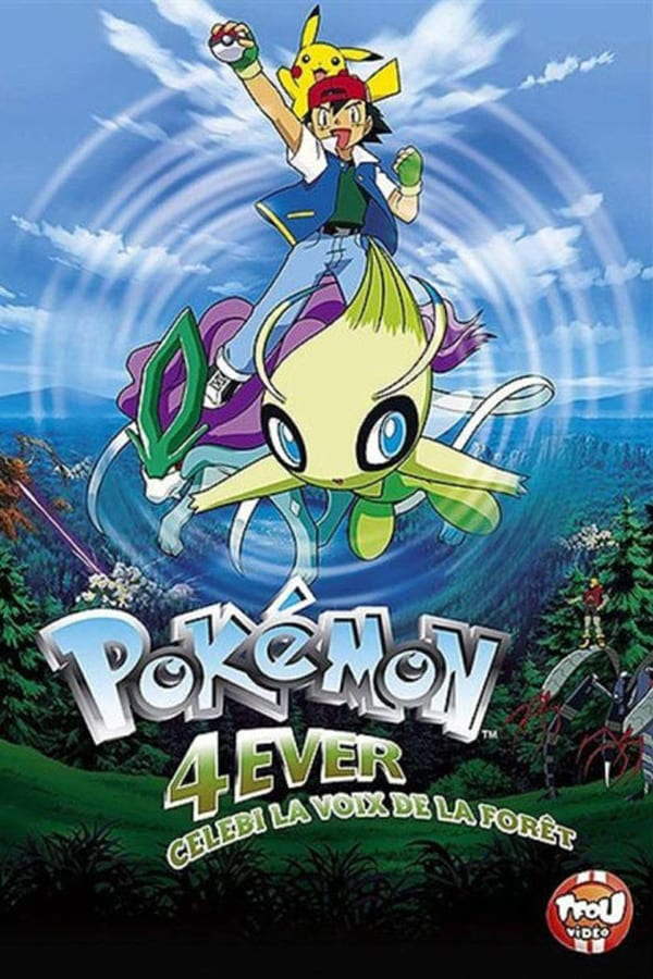 Pokemon 4Ever (2001)