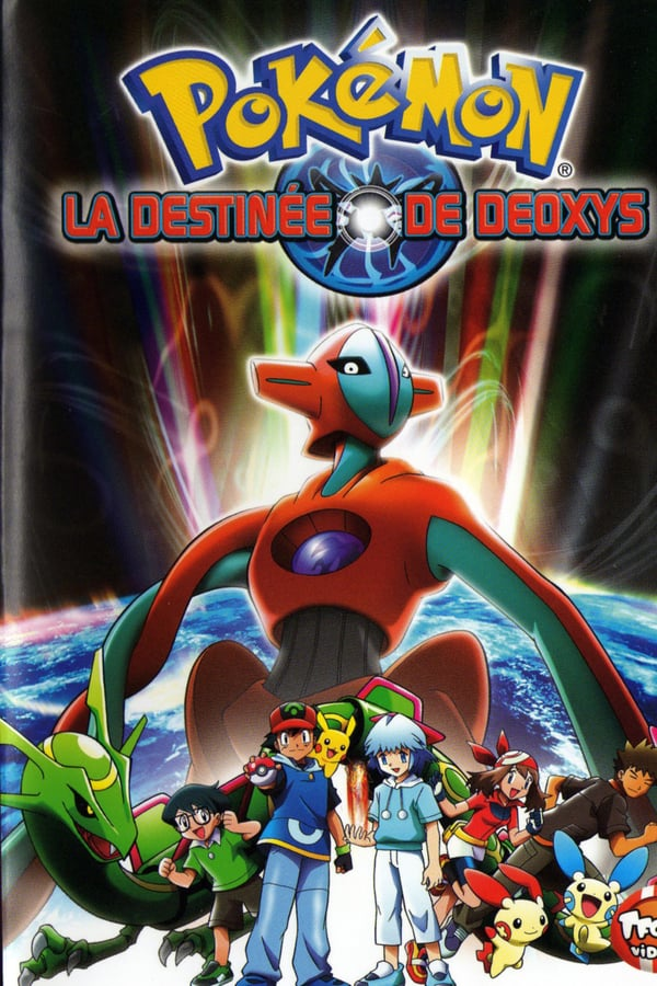 Pokemon: Destiny Deoxys (2004)