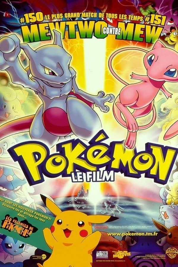 Pokemon: The First Movie (1998)