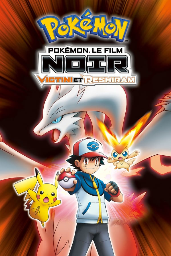 Pokemon the Movie: White – Victini and Zekrom (2011)