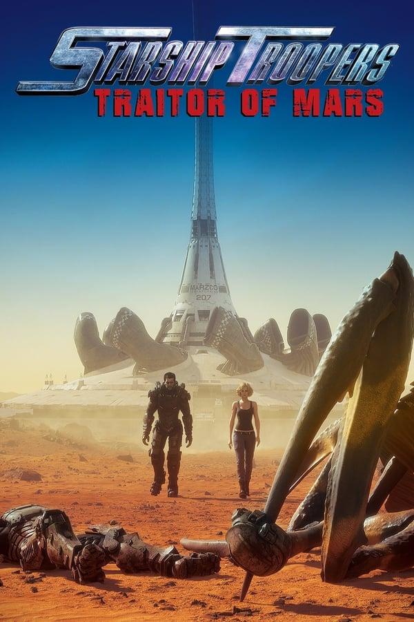 Starship Troopers : Traitor of Mars (2017)