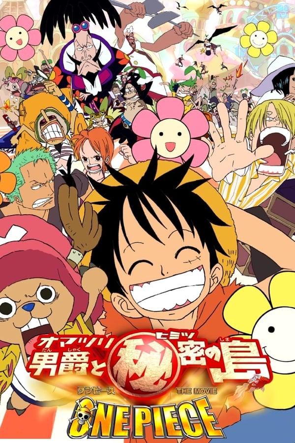 One Piece: Baron Omatsuri and the Secret Island (2005)