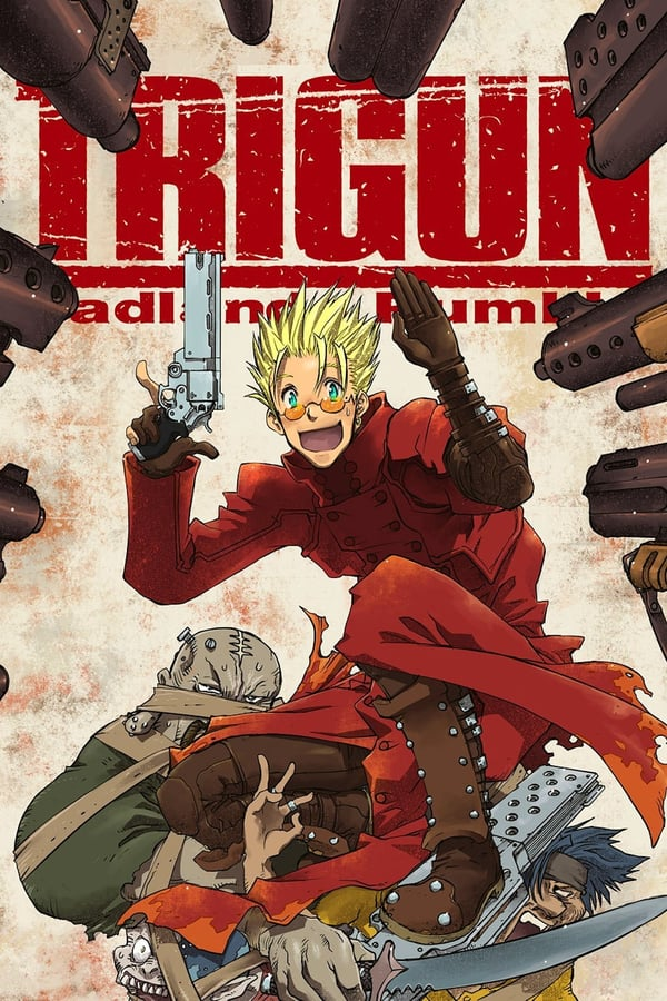 Trigun – Badlands Rumble (2010)
