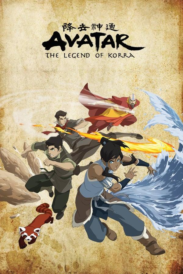 Avatar : La légende de Korra Saison 4