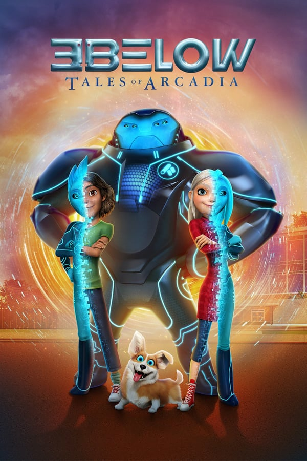 Le trio venu d'ailleurs : Les Contes d'Arcadia Saison 1