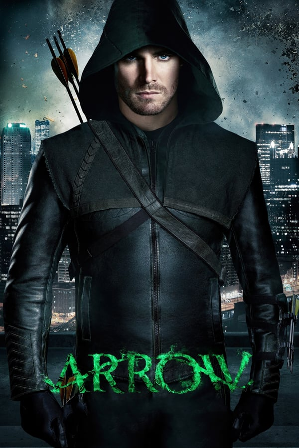 Arrow Saison 08