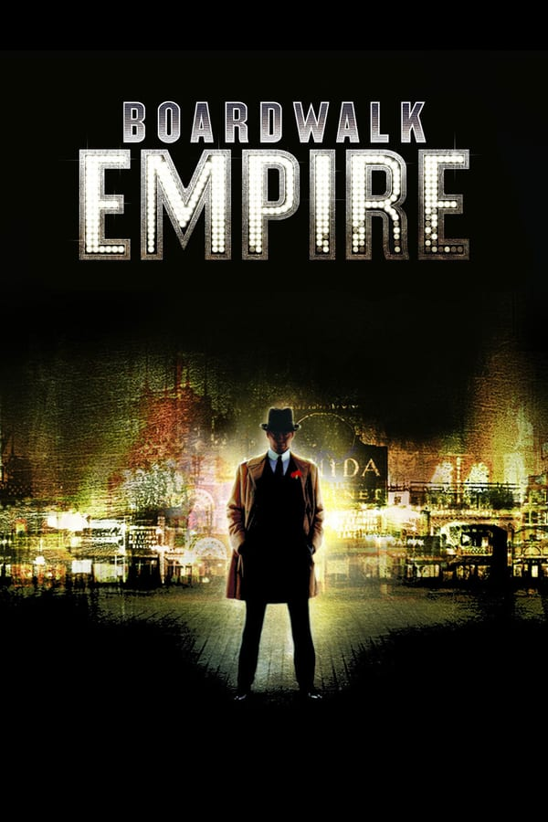 Boardwalk Empire Saison 4