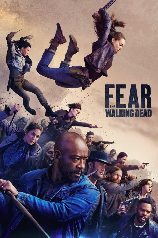 Fear The Walking Dead Saison 1
