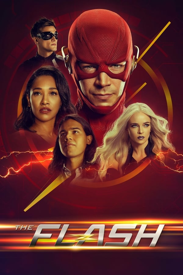 The Flash Saison 6