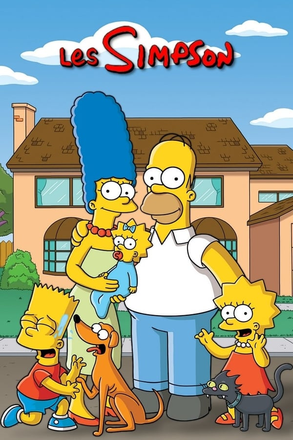 Les Simpson Saison 15