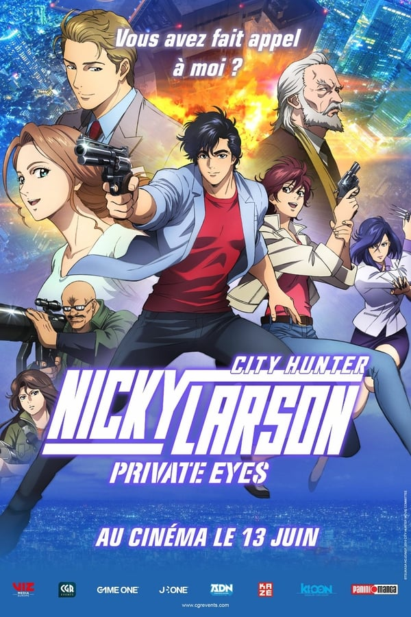 Nicky Larson : Private Eyes (2019)