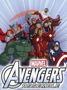 Avengers Rassemblement Saison 2