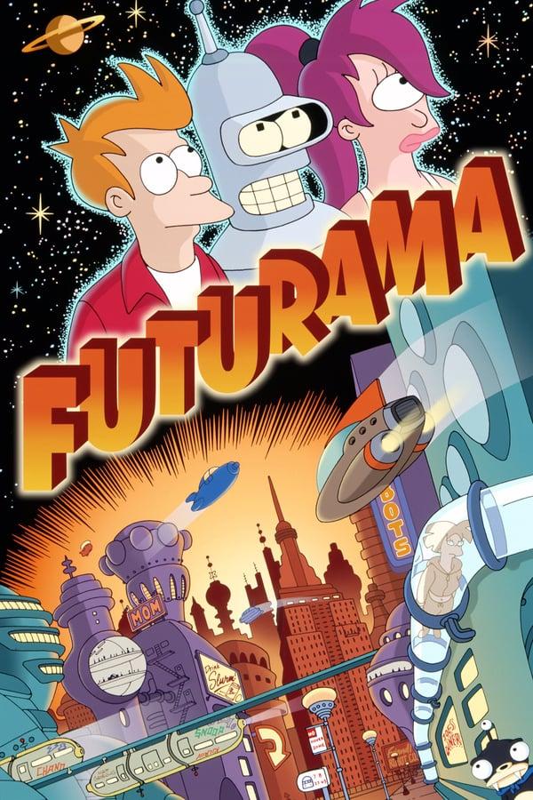 Futurama Saison 2