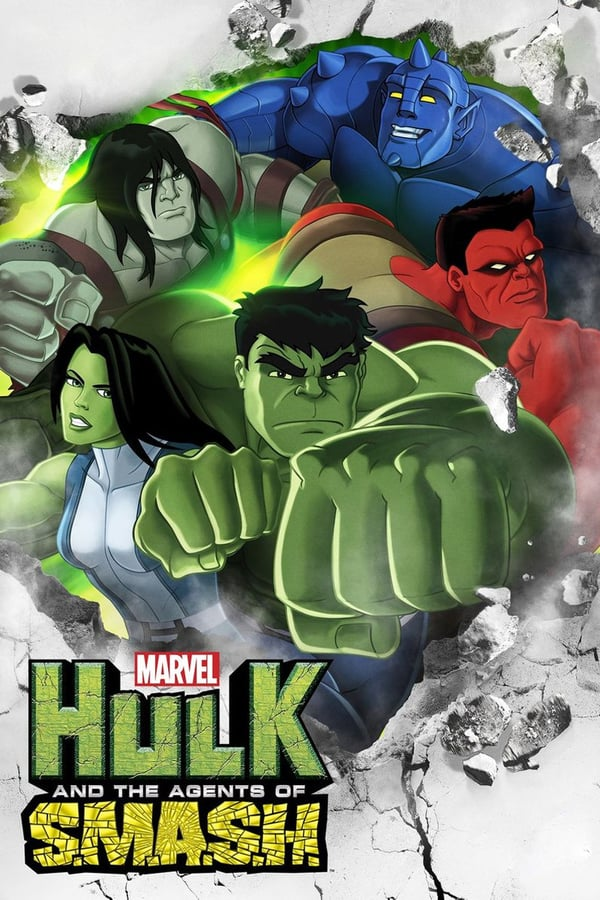 Marvel's Hulk and the Agents of S.M.A.S.H Saison 2