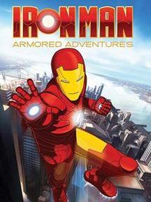 Iron Man Armored Adventures Saison 1