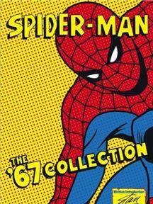 Spider-man L'Araignée 1967