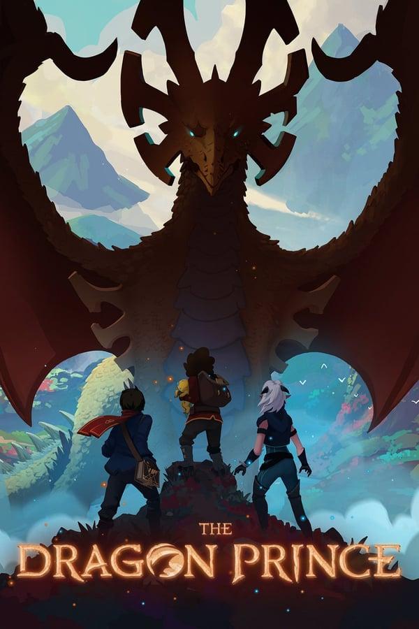 Le Prince des Dragons Saison 2