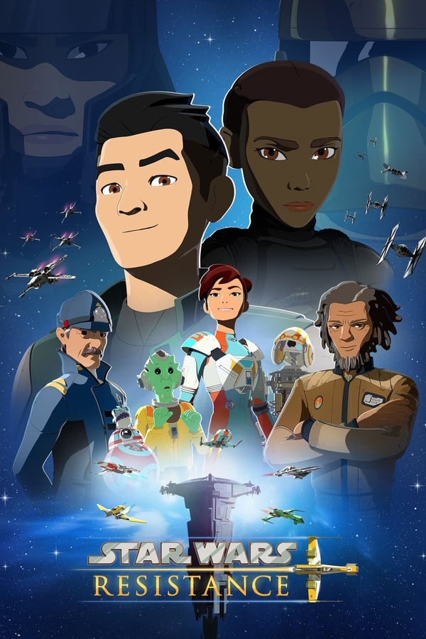 Star Wars Résistance Saison 1