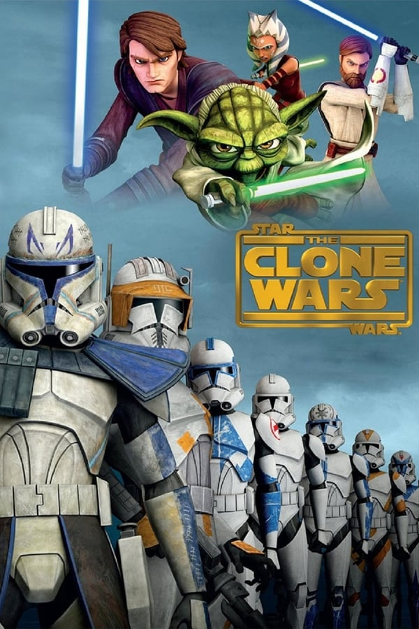 Star Wars The Clone Wars Saison 5