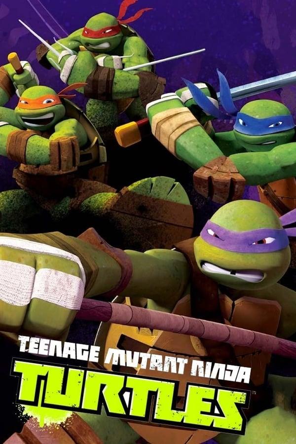 Les Tortues Ninja 2012 Saison 4