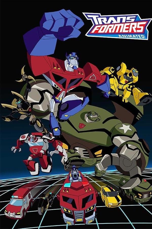 Transformers Animated Saison 2
