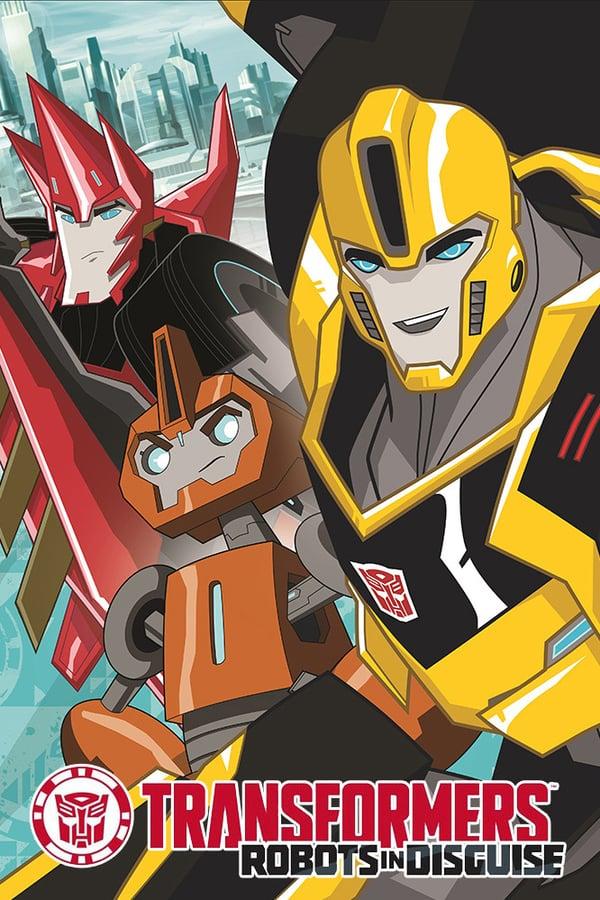 Transformers Robots in Disguise : Mission secrète Saison 1