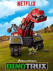 Dinotrux Saison 5