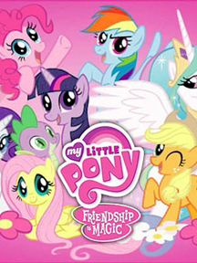 My Little Pony : Les amies, c'est magique Saison 3