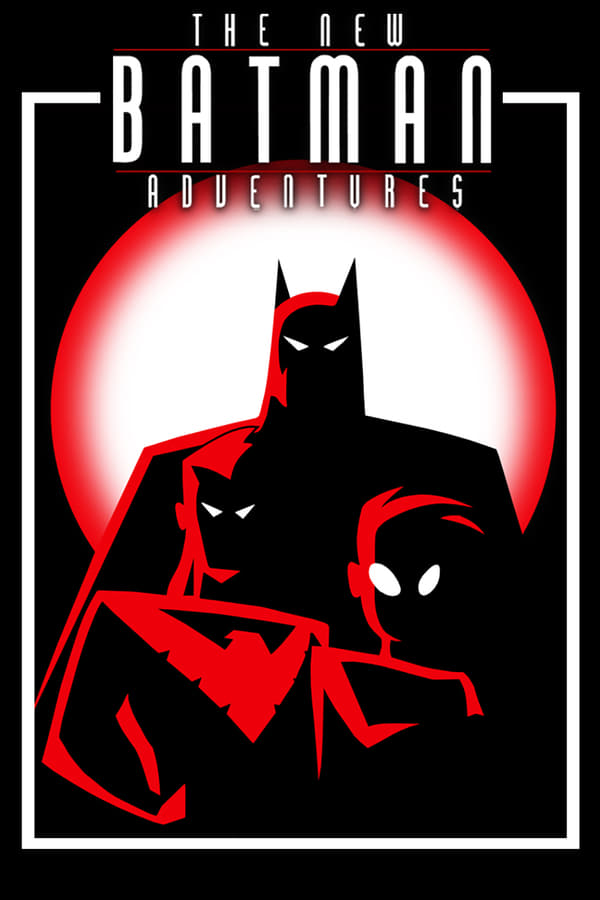 Les nouvelles aventures de Batman Saison 2
