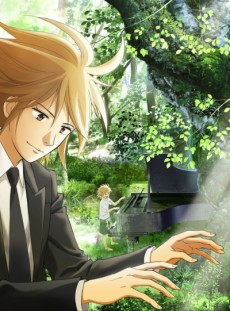 Forest of Piano Saison 1