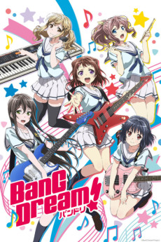 BanG Dream! Saison 2