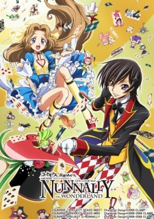 Code Geass- Nunnally in Wonderland OVA