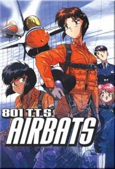 801 T.T.S. Airbats OAV